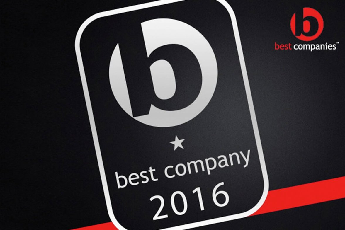 1 Star Accredited By Best Companies