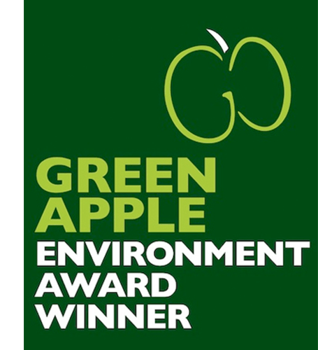 Green Apple Award Winner