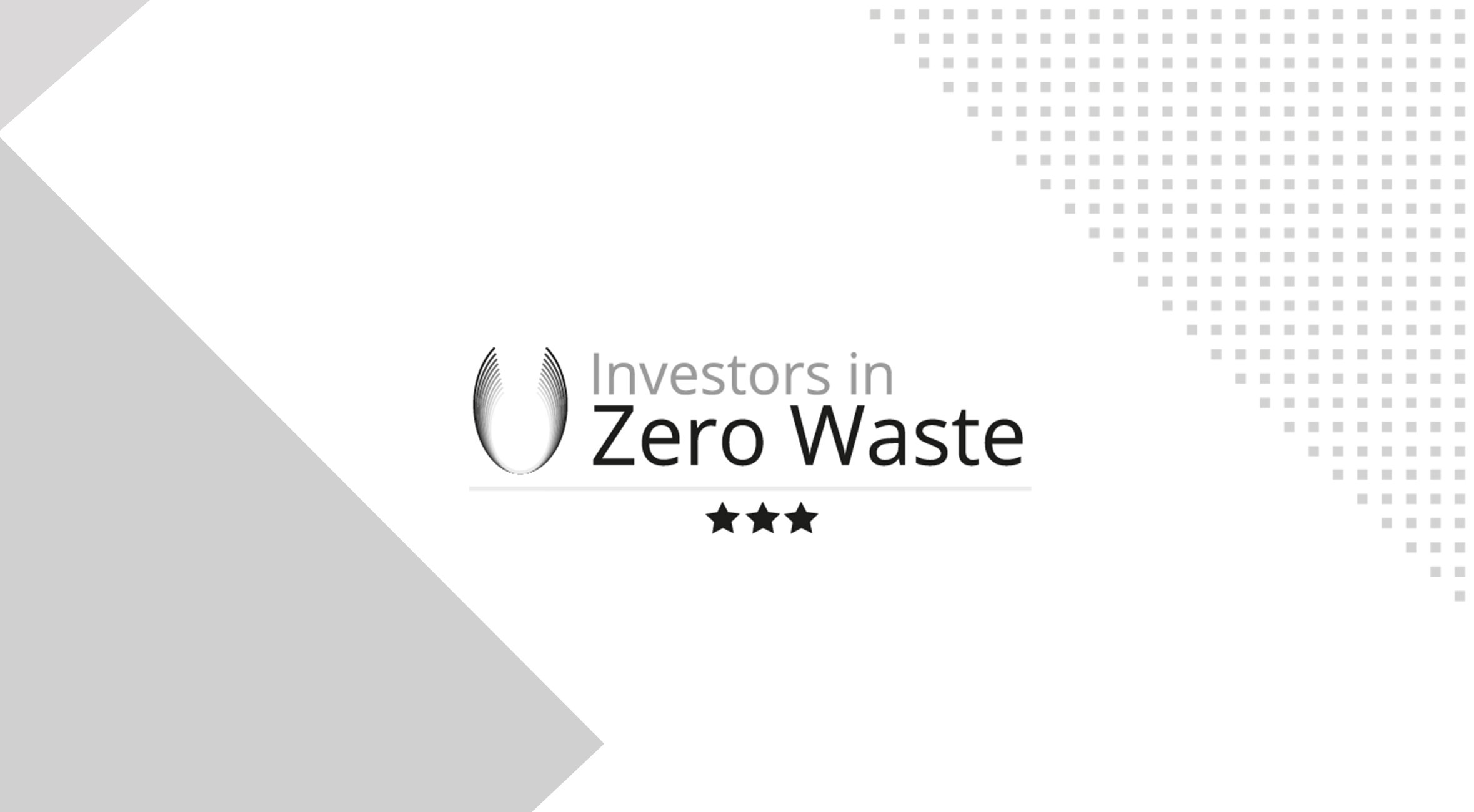 GSUK Recognised As An Investor In Zero Waste