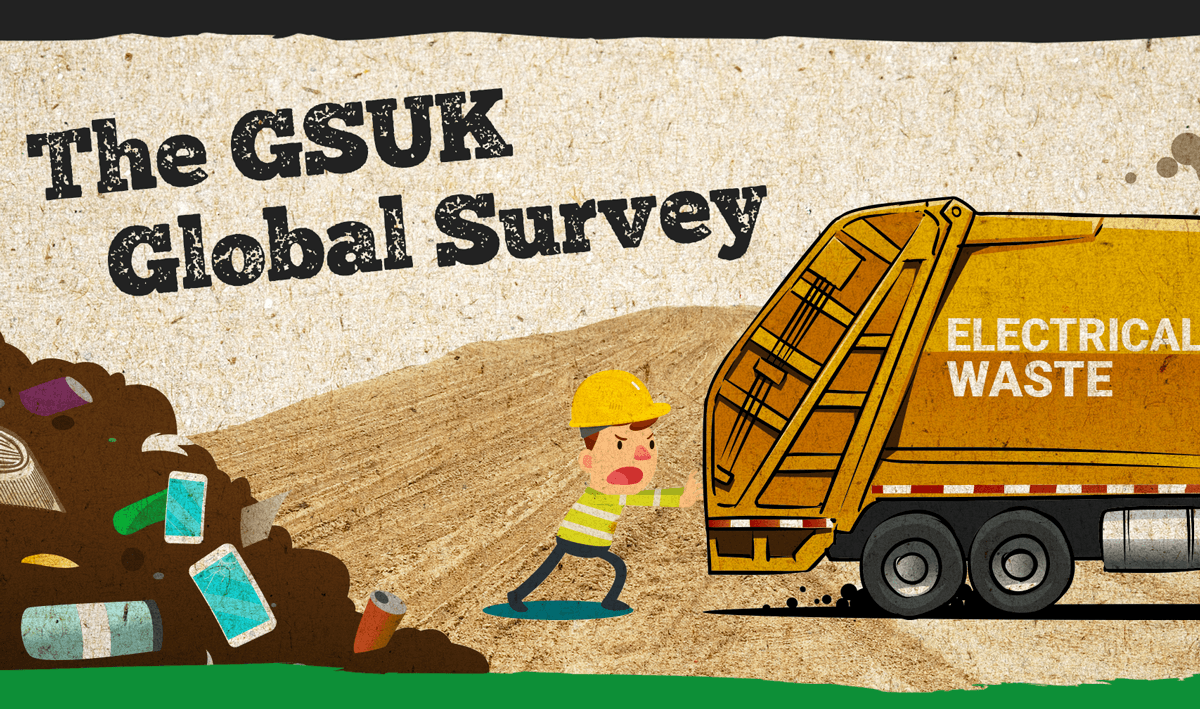 GSUK Launches Global Technology Recycling Survey